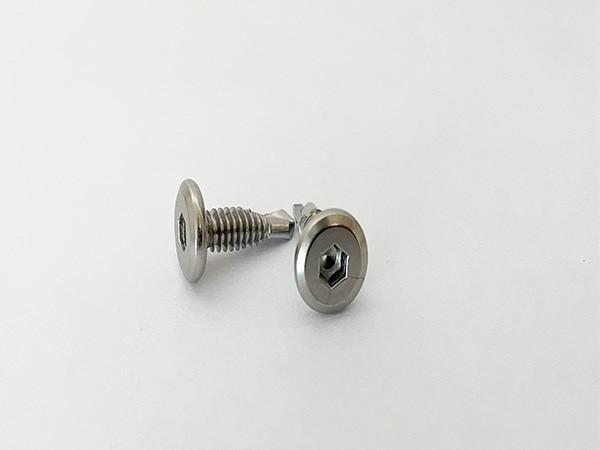 不锈钢内六角螺丝