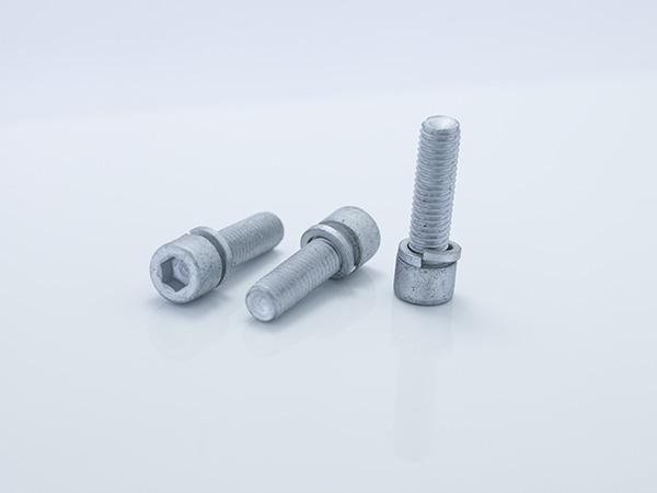组合螺丝 M8x30 高盐雾螺丝 达克罗螺丝