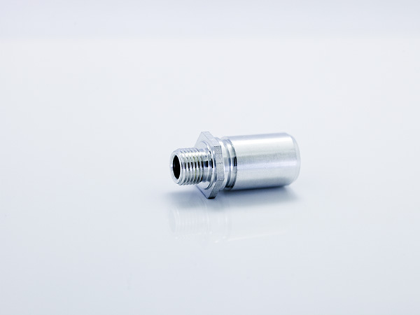 不锈钢接头 走芯机加工件